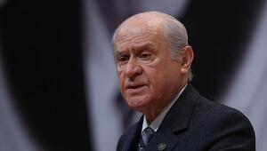 Son dakika... MHP lideri Bahçeliden açıklama: Türkiyenin şakası yok