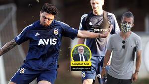 Son Dakika | Fenerbahçe idmanında Ozan Tufan ve Emre Belözoğlu detayı