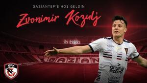 Transfer haberleri |  Zvonimir Kozulj, Gaziantep FKda