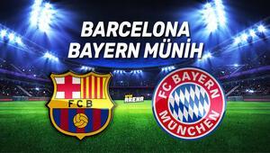 Barcelona Bayern Münih maçı ne zaman, saat kaçta, hangi kanaldan canlı olarak yayınlanacak