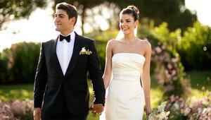 Mimar Dilara Kıran ile iş insanı Sinan Sevim evlendi