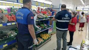 Ceyhan Belediyesi zabıta ekipleri denetimlerini arttırdı