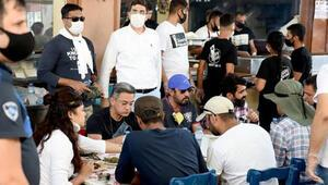 Aamir Khan, Adanada hayranlarıyla buluştu