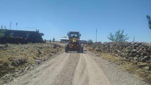 Bağlar Belediyesinin kırsal mahallere hizmeti sürüyor