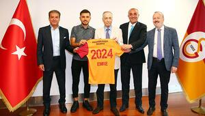 Son Dakika   Galatasaray, Emre Kılınç transferini resmen açıkladı