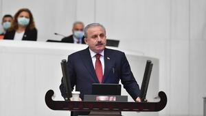 Son Dakika: TBMM Başkanı Mustafa Şentop'tan İsrail'e tepki