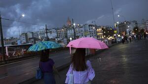 Hava nasıl olacak 13 Ağustos hava durumu tahminleri: İstanbul için yağmur uyarısı