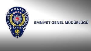 Ankara Emniyet Müdürlüğünde görev değişikliği yapıldı