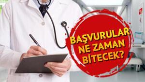 173 sözleşmeli sağlık personeli alınacak Pamukkale Üniversitesi sözleşmeli sağlık personeli başvuru şartları neler