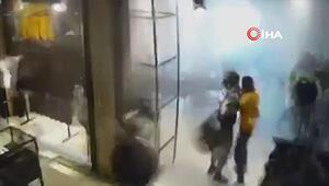 Beyruttaki patlama anına yönelik yeni görüntü ortaya çıktı
