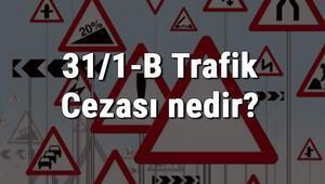 31/1-B Trafik Cezası nedir Madde 31/1-B Takograf Ya Da Taksimetre Çalıştırmama Cezası ne kadar Ceza puanı kaçtır (2020)