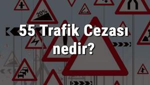 55 Trafik Cezası nedir Madde 55 Trafik Cezası ne kadar Ceza puanı kaçtır (2020)