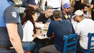 Aamir Khan Adana  kebabı yedi
