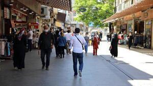 Gaziantepte 65 yaş üstüne koronavirüs kısıtlaması