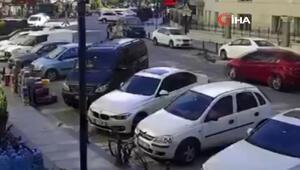 Köpekten kaçan 9 yaşındaki çocuğa araba çarptı
