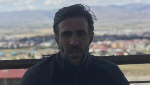 Hatayspor Teknik Direktörü Ömer Erdoğan: Süper Ligde kalıcı olmak istiyoruz...