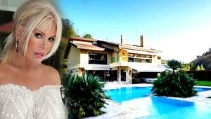 Ajda Pekkan ultra lüks villasını satışa çıkardı Fiyatı dudak uçuklattı
