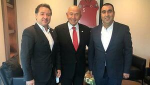 Akhisarspor ve Bursaspor'dan TFF'ye çıkarma