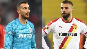 Göztepe, Fenerbahçeden Harun Tekini istiyor Alpaslan Öztürk transferinde takası gündemde...