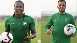 Denizlispor'da gündem transfer Zeki Yavru ve Hugo Rodallega...