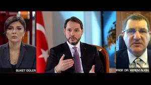 Son dakika... Prof. Dr. Kerem Alkin CNN TÜRKte açıkladı... Yeni düzende mutlaka rekabetçi ekonomi gerekli