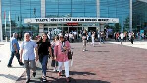 Trakya Üniversitesi'ne 13 bin uluslararası öğrenci başvurdu