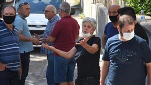 Gizemi eski kocası öldürdü Genç kadının ailesi ve yakınları gözyaşlarına boğuldu