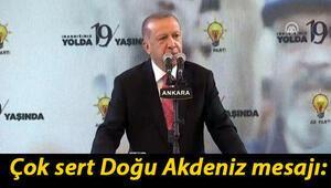 San dakika: Cumhurbaşkanı Recep Tayyip Erdoğan, AK Parti 19 yaşında programında açıklamalarda bulundu