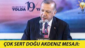 Cumhurbaşkanı Erdoğan: Oruç Reise saldırırsanız bedelini ağır ödeyeceksiniz dedik