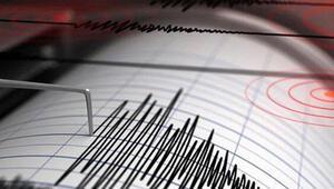 Son Dakika: Son dakika haberi: Sivasta 3.8 büyüklüğünde deprem