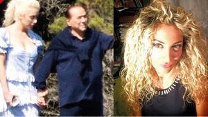 İşte Berlusconi'nin 53 yaş küçük yeni aşkı