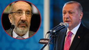Son Dakika: Cumhurbaşkanı Erdoğandan Abdurrahman Dilipaka sert tepki: Kınıyorum