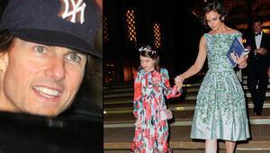 Çarpıcı iddia: Cruise, kızı Suriyi annesinden koparacak