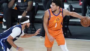 NBAde Gecenin Sonuçları | Phoenix Sunsa 8-0lık seri, play-in için yetmedi