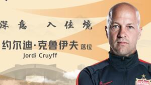 Transfer haberleri | Shenzhende Jordi Cruyff dönemi
