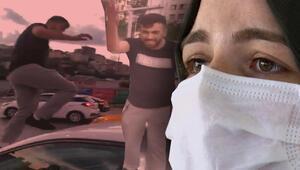 İstanbulda tepki çeken olay Saldırıya uğrayan kadın yaşadığı dehşeti anlattı