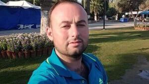 İzmirde iş yerinde feci ölüm