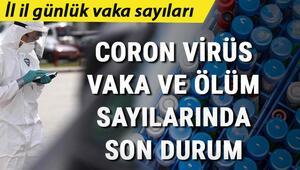 Koronavirüs Türkiye vaka ve ölüm sayısı tablosu: Koronavirüs dünya genelinde 20 milyonu aştı