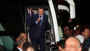 Cumhurbaşkanı Erdoğanın Rize programı belli oldu