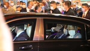Cumhurbaşkanı Erdoğan, Güneysuya geldi