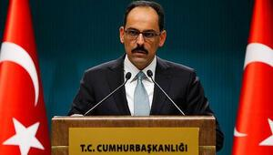 Cumhurbaşkanlığı Sözcüsü İbrahim Kalından kritik görüşme