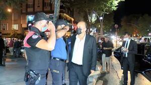 İstanbulda Yeditepe Huzur Denetimi 168 noktada bin 468 polis katıldı
