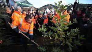 Bakan Pakdemirli: Orman alanlarını korumak ve artırmak en önemli görevimiz