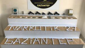 Gaziantepte uyuşturucu operasyonu: 17 gözaltı