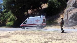 Serinlemek için baraja giren polis memuru yaşamını yitirdi