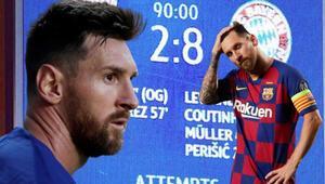 Skandal ortaya çıktı Meğer Messi...