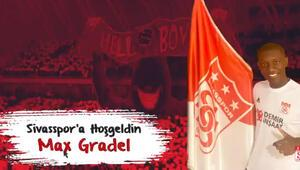 Son dakika   Sivasspor, Max Gradel transferini açıkladı