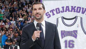 Sacramento Kingste genel menajer yardımcısı Peja Stojakovic istifa etti