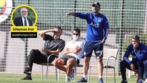 Son Dakika Transfer Haberi | Fenerbahçede transfer bekleyişi Lemos, Giuliano, Cisse