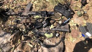Son dakika... MSB paylaştı İşte Pençe Kaplan operasyonunda ele geçirilen silahlar